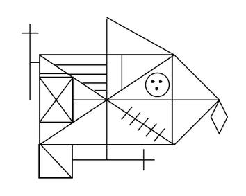 figure complexe de Rey-Osterrieth