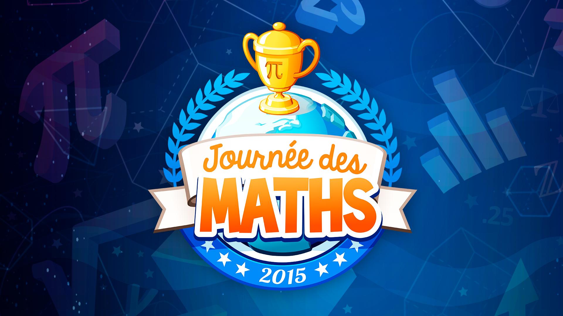 La Journée des maths 2015 au Québec et en Ontario