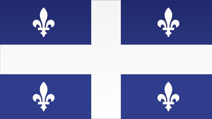 Quebec Flag