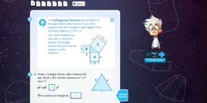Netmath activity screenshot 2