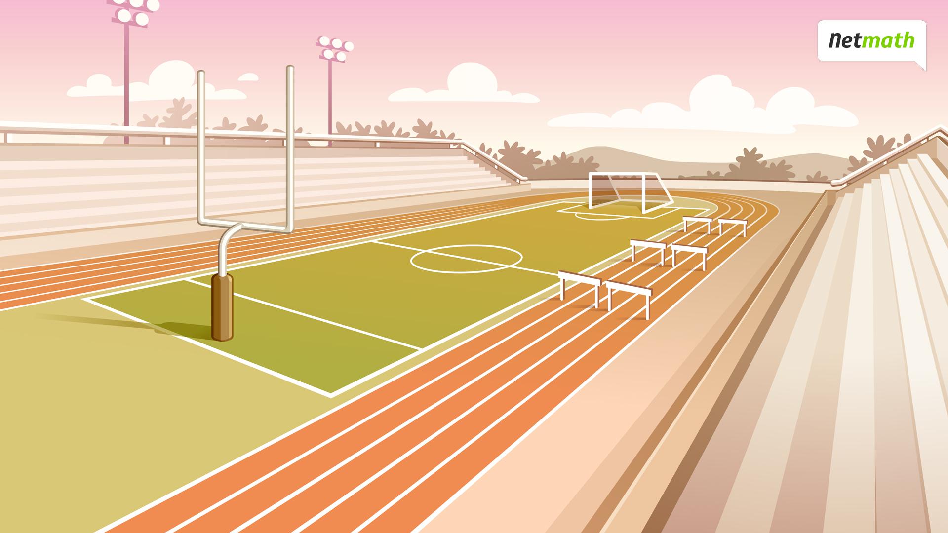 Netmath Stade Wallpaper