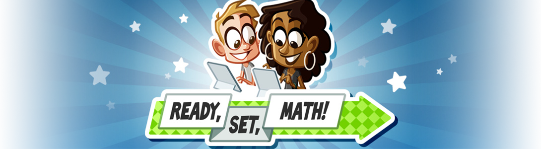 Ready, Set, Math!