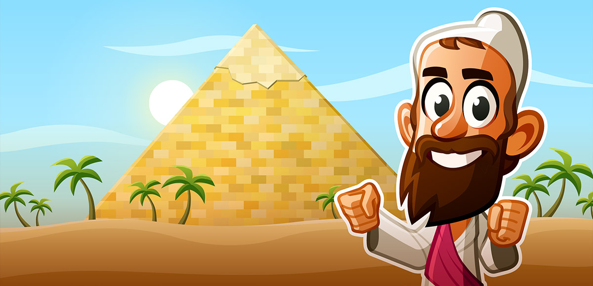 Mission 3: Mystery in the Sands of Egypt