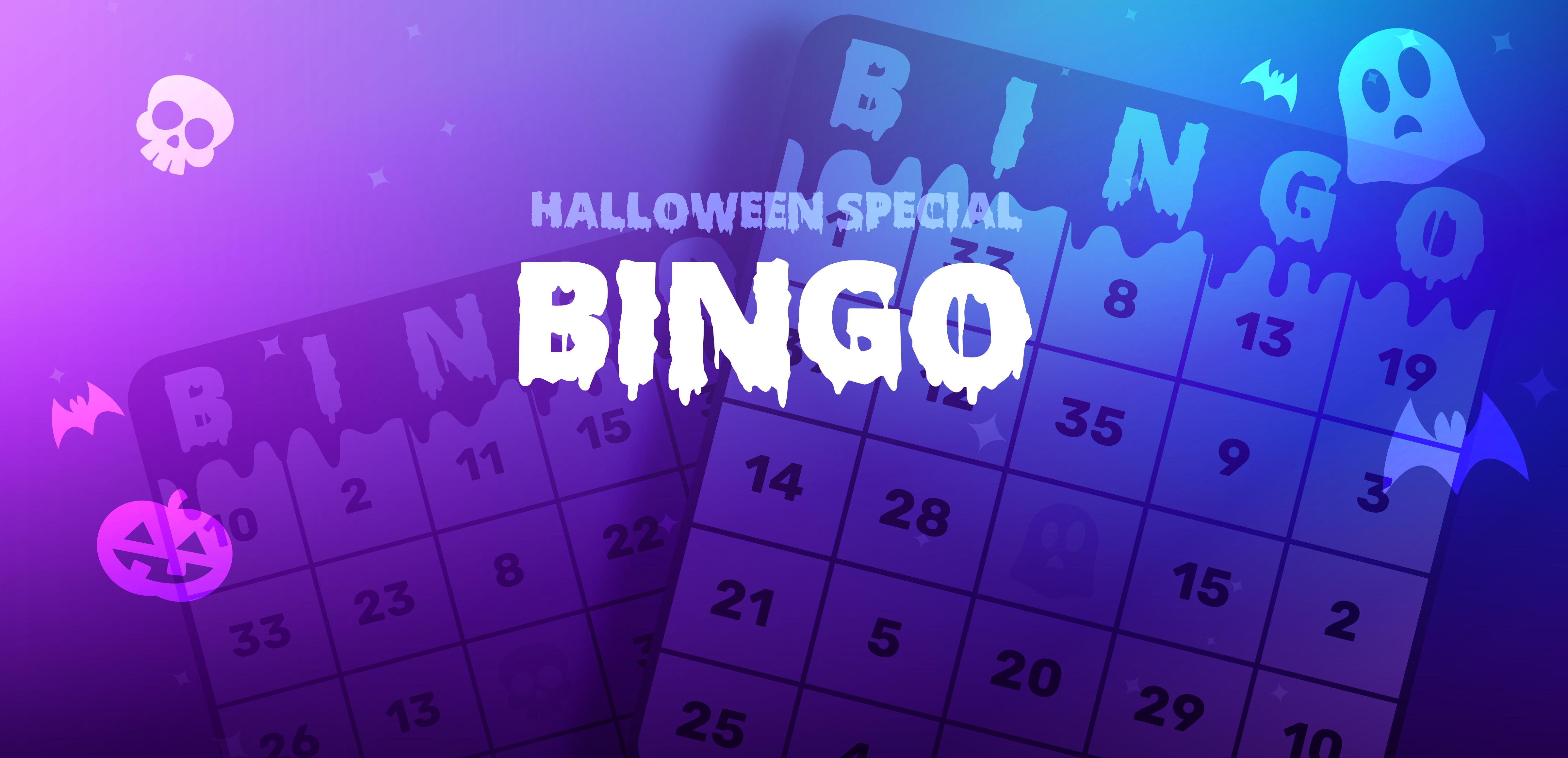 Halloween activities: Math Bingo!